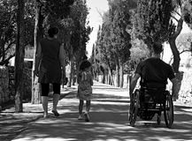 wheelchair-family